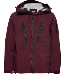 gansu jacket outerwear sport jackets röd 8848 altitude