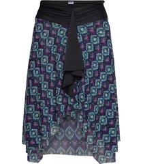 swim beach skirt/dress beach wear blå wiki