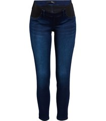 1822 denim butter ankle skinny maternity jeans, size 28 in marco at nordstrom