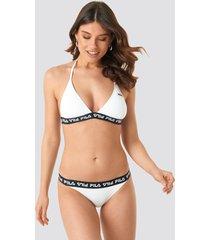 fila sally bikini panty - white