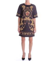 korte jurk versace d2hzb415