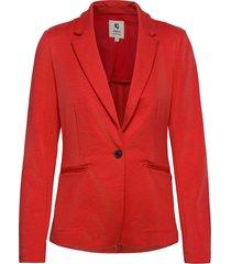 ladies jacket blazers business blazers röd garcia