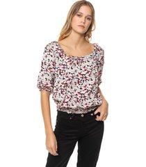 blusa multicolor valdivia