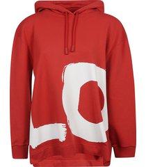 burberry aurore love hoodie