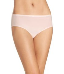 chantelle lingerie soft stretch seamless hipster panties in blushing pink at nordstrom