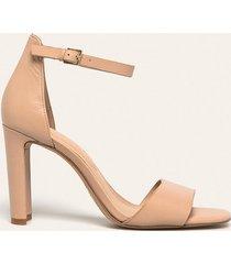 aldo - sandały skórzane jeremy