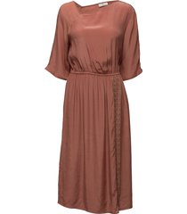 day janmagal jurk knielengte roze day birger et mikkelsen