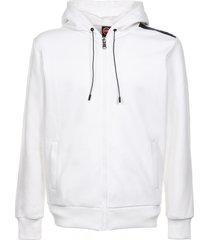 colmar colmar white hoodie