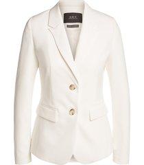 klassieke witte blazer nikkie  wit