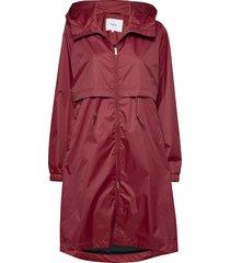 den jacket regnkläder rosa makia