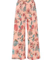 pantaloni culotte fantasia (rosa) - bodyflirt