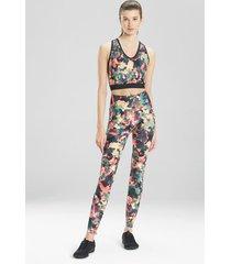 natori solstice leggings, women's, size s