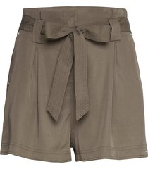 desert paper bag short shorts flowy shorts/casual shorts brun superdry
