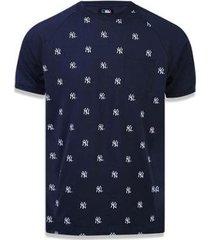 camiseta new york yankees mlb new era masculina