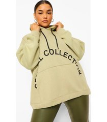 plus official collection hoodie, sage