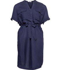 cotili8 dresses everyday dresses blå violeta by mango