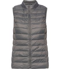 pylla lgt wgt down waistcoat vests padded vests grå sparkz copenhagen