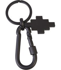 marcelo burlon branded key chain