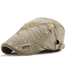 berretto estivo in cotone regolabile con protezione di radiazione solare
