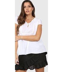 blusa blanca vindaloo