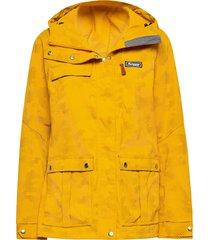 nordmarka w jkt outerwear sport jackets geel bergans