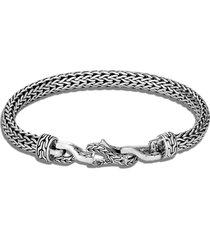 men's john hardy men's asli classic chain link 6.5mm chain bracelet
