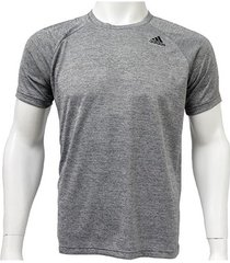 t-shirt adidas d2m heathered tee bk0933