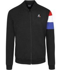 sweater le coq sportif tricolore fz sweat n°1