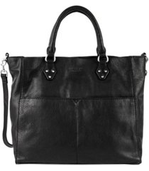 american leather co. kelly convertible tote