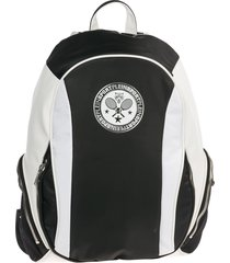 plein sport logo backpack