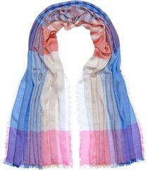 fraas plaid oblong scarf