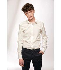 camisa blanca prototype confort