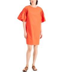 weekend max mara pacos cotton dress