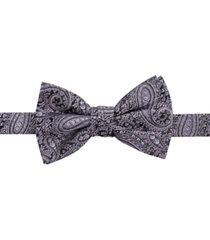 ryan seacrest distinction men's zinnia paisley bow tie