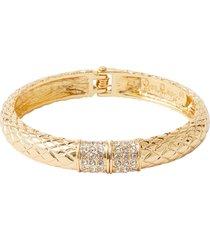 lilly pulitzer(r) sea fan hinge bracelet in gold at nordstrom