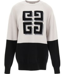 givenchy cashmere sweater with 4g logo