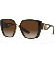 dolce & gabbana women's sunglasses, dg6156 56