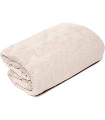 cobertor casal buddemeyer aspen off-white