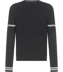 neil barrett long sleeves sweater