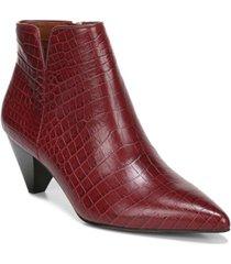 franco sarto dare2 booties women's shoes