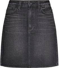 3301 skirt kort kjol svart g-star raw