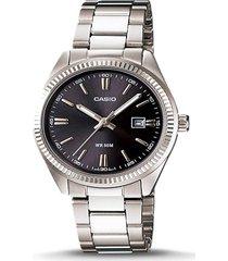 reloj casio ltp 1302d 1a1 lujoso para dama original