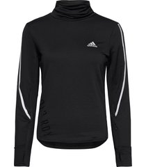 cold.rdy cover-up w sweat-shirt trui zwart adidas performance