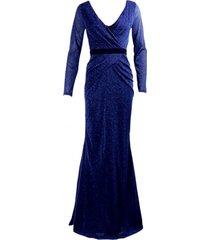 stephanie pratt lurex-jurk
