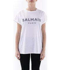 balmain balmain womens t-shirt