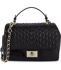 agyness top handle satchel