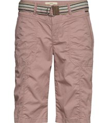 shorts woven shorts chino shorts rosa esprit casual