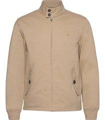 hardy harrington jacket dun jack beige farah