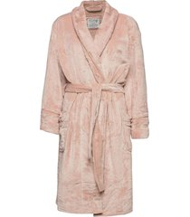 bath robe morgonrock brun pj salvage