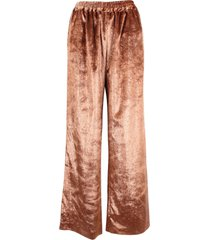 gianluca capannolo antonella polyester trousers